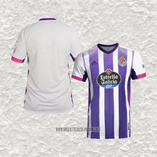 Home Maglia Real Valladolid 2020-2021 Thailandia