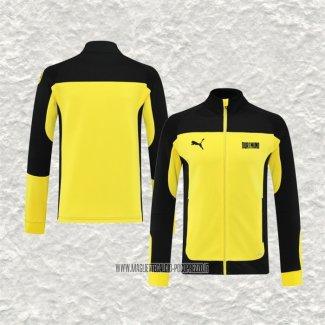 Giacca Borussia Dortmund 2021-2022 Giallo
